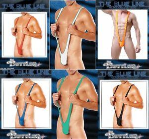 Xl Kleidung & Accessoires Unterwäsche Ordentlich Mct Blueline Mankini String Badehose Briefs Thong Bulge Pouch 6 Farben In S