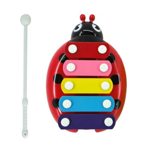 Brand New Toddler Puzzle 5-Note Xylophone Musical Toy Wisdom Development for Kid