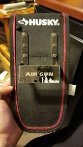 Water-Resistant NEW! Husky Air Gun Holder for Belt 1680-Denier Heavy-Duty
