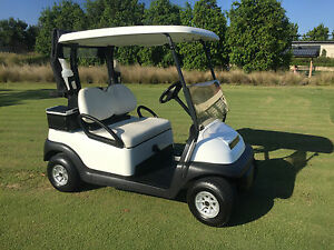 2014 /   Club Car Precedent 48V Electric Golf Cart Buggy