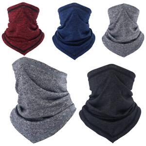 Face Mask Bandana for Men Women Neck Warmer Cover for UV Protection