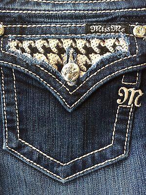 "Miss Me Girls jeans JK5853S2 LT57 /""Mini Party Fluer/"" Skinny"