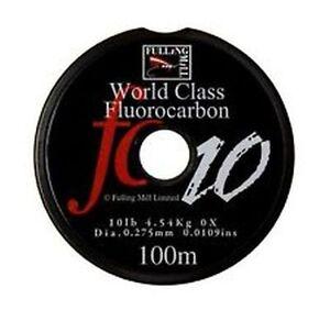 Fulling-Mill-Fluorocarbon-3lb-15lb-100m