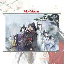 Anime Grandmaster of Demonic Cultivation Wall Scroll Poster Home Gift Decor #B51