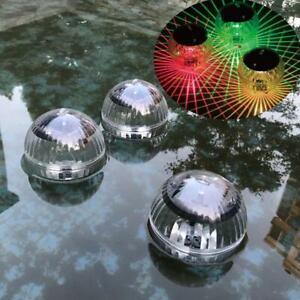 acerca título Cambio Lámpara Ze Flotante Color Disco Bañera SOLAR De 7 LED Spa mostrar Detalles Piscina Luz original Show de 1JKlcTF