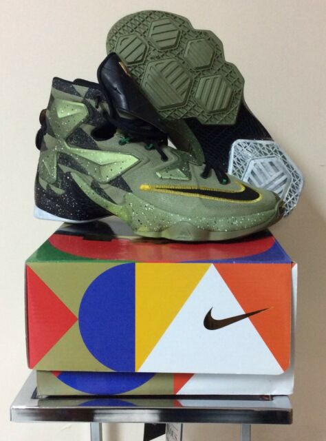 new styles d5f6d 9c4da Nike Lebrom XIII 13 Pe All-Star Game Edition Alligator 835659-309 Size 10