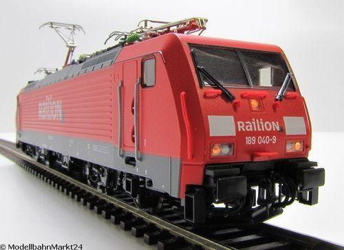 Roco 63663 DB ellok br 189 railion kkk DSS PE V NW. OVP