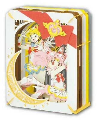 Sailor Moon Eternal PAPER THEATER PT-177 Movie version Paper craft kit Japan