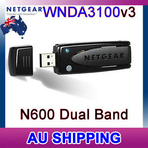 netgear n600 wireless dual band usb adapter driver download