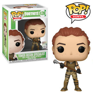 Fortnite-Tower-Recon-Specialist-Funko-Pop-Vinyl-Figure-Official-Collectables
