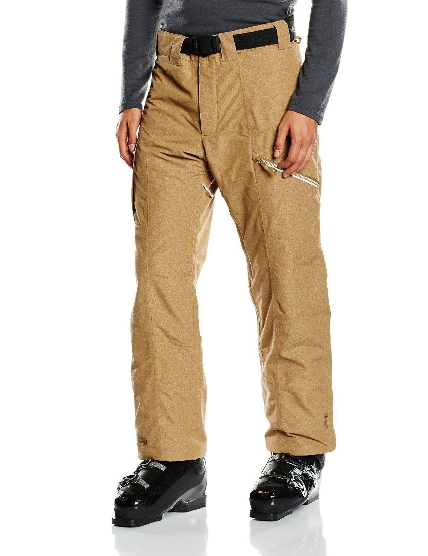 Eider Presten Men's Ski Pants Brown Bronze  Small W30 RRP  Snow trousers
