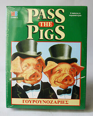 SPARE PIG Pass the Pigs REPLACEMENT Vintage 1980s MB Games Original part