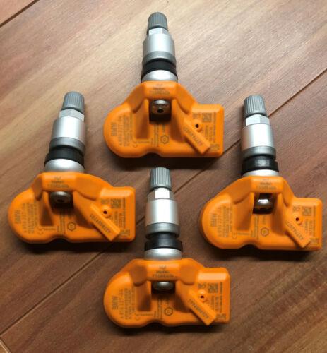 4 nuevas original bmw 6856227 RDK sensores 5er f10 f11 6er f12 7er f01 f02 x3 f25