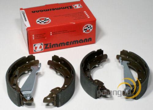 VW Lupo Zimmermann Bremstrommel Bremsbacken Zubehör Radzylinder hinten