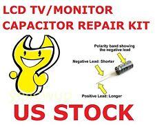 OLEVIA 242-T11 TV/LCD Monitor Capacitor Repair Kit,Replacement Capacitors DIY