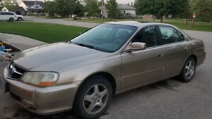 2003 Acura TL used car Runs Great for $1000 OBO