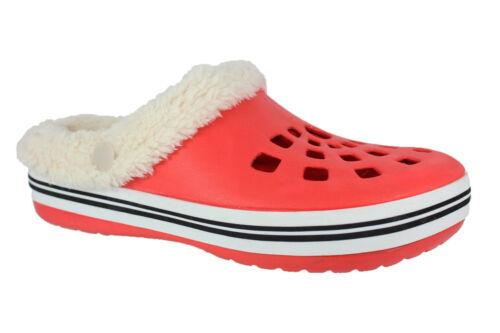 FODERA caldo Donna slobby Pantofole Clogs Giardino Scarpe Professionali Sandali Slipper