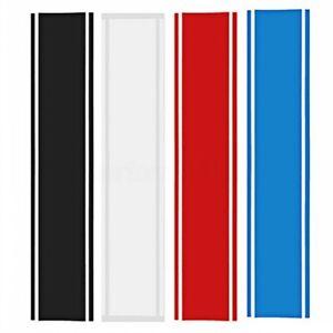 Car-Van-Hood-Decal-Vinyl-Graphics-Stickers-Dual-Racing-Body-Stripes-4-Colors