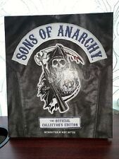 Sons of Anarchy : The Official Collector's Edition by Tara Bennett (2014, Hardcover)