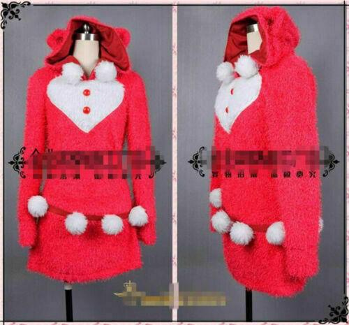 JoJo/'s Bizarre Adventure Jojo lion Daiya Higashikata Cosplay Costume Red Hoodies