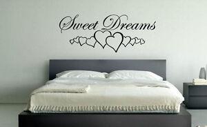 Caramelo-Dreams-Corazones-Cuarto-Del-Bebe-Infantil-Adhesivo-para-Dormitorio