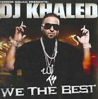 We The Best 0099923423027 by DJ Khaled CD