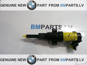 New genuine bmw ser e headlight washer telescopic nozzle