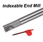T8 Wrench Indexable End Mill BAP 300R C20-20-160-2T for APMT1135PDER Insert