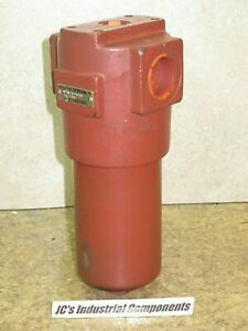 Hycon-DF-240-hydraulic-filter-AN-20-ports-6000-psi