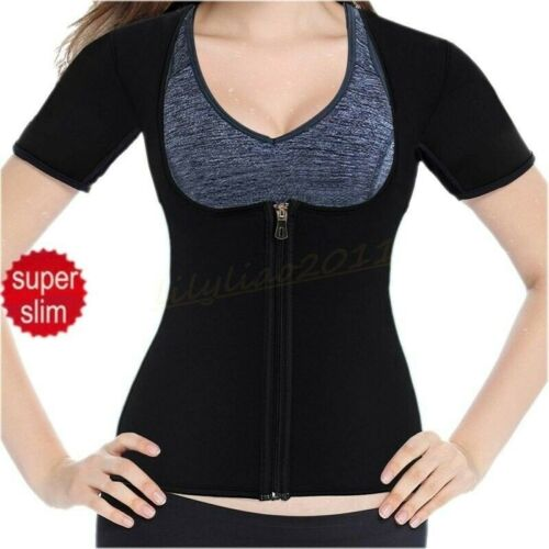 Shaper Hot Cami Thermal Shirt for Women Compression/&Calorie Burning Activewear