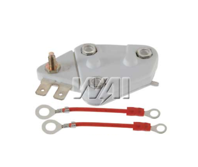 Voltage regulator for Delco 10SI 12SI 15SI 17SI 27SI alternators