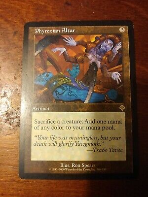 Phyrexian Altar x1 Invasion LP