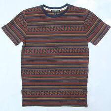 60% OFF! AUTH FOREVER 21 MEN TRIBAL PATTERN TEE EXTRA SMALL BNEW US$ 14.90