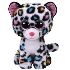 1fdce7297db Image is loading Ty-Beanie-Babies-36947-Boos-Tilley-the-Leopard-
