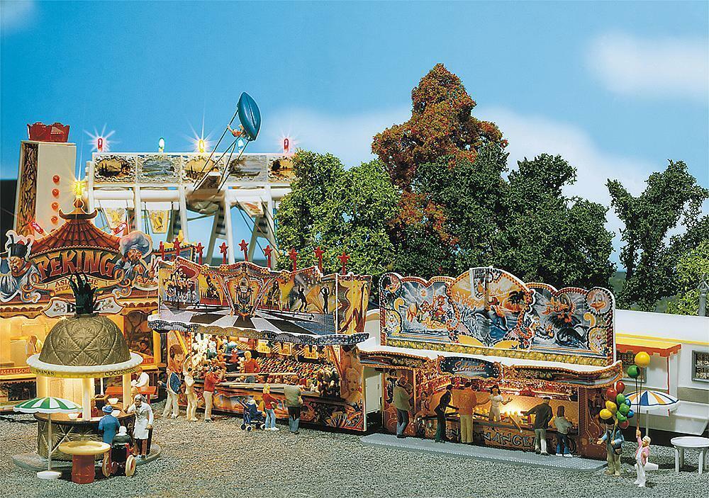 2 Ferias, Faller Feria Kit Construcción H0 (1 87 ), Art.140446