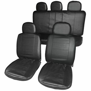 Housses de siège avant et arrière en similicuir pour Kia Ceed toutes les années