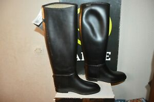 timeless design 260a3 f56fb Details zu Boot Reitsport Aigle Start Größe 36/XL Botas / Stiefel / Stivali  Leder Neu