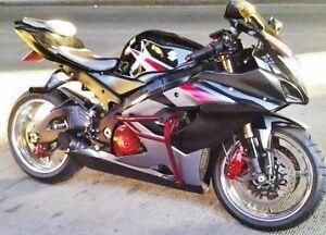 Details about 05 06 Suzuki GSXR 1000 SickInnovations Stunt crash cage NEW  2005 - 2006