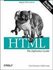 HMTL: Definitive Guide by Chuck Musciano, Bill Kennedy (Book, 1998)