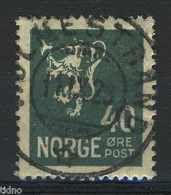 vf Nk 152 Son Holmestrand 11-ix-1929 Rich In Poetic And Pictorial Splendor Motivated Norway 1926