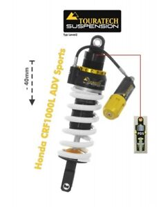 Touratech Suspension Tieferlegung -40mm Honda CRF1000L Adventure Sports ab18 Typ