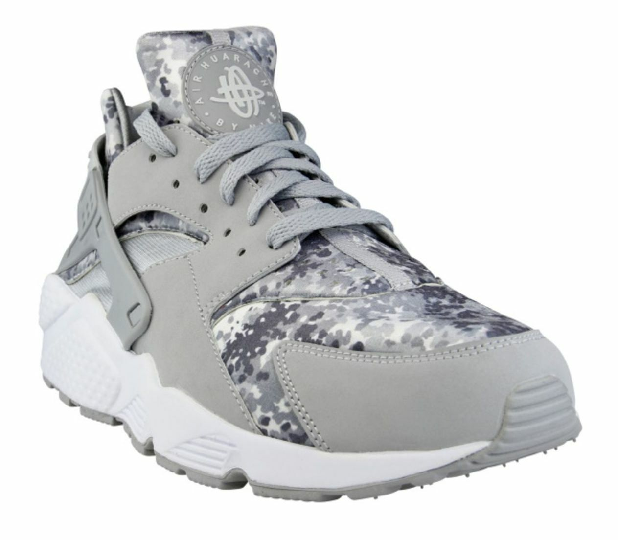Nike Air Huarache 'GREY CAMO'  All Sizes  GENUINE  Free P&P