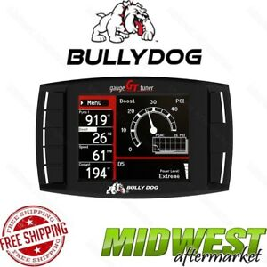 Bully Dog Gt Diesel Programmer For 1999 2003 Ford F250 F350 7 3l Powerstroke Ebay