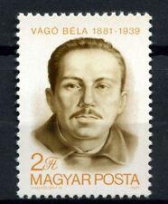 Hungary 1981 SG#3388 Bela Vago MNH #A53024