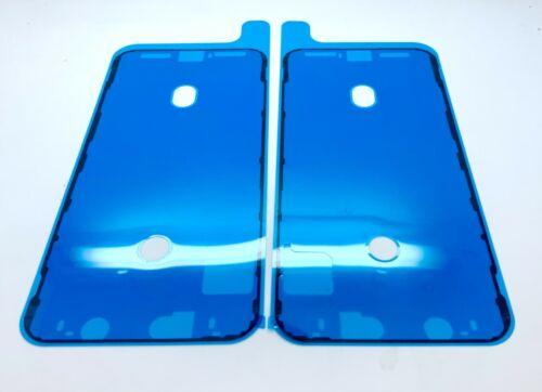 10X Marco de Pantalla sello Impermeable Pegamento Adhesivo Adhesivo Cinta Para iPhone XS Max