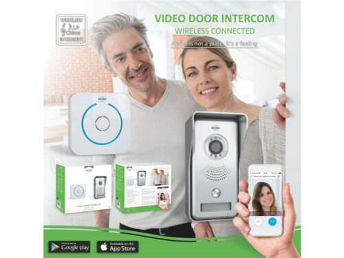 türkommunikation con SMARTPHONE APP IP Video casa türsprechstelle /& Radio campanello