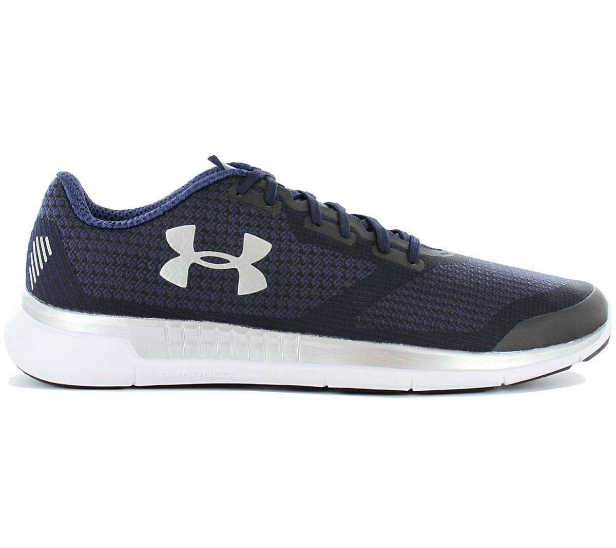 UA Under Armour Charged running Relámpago Zapatos Hombre Zapatillas running Charged 1285681-410 fd4088