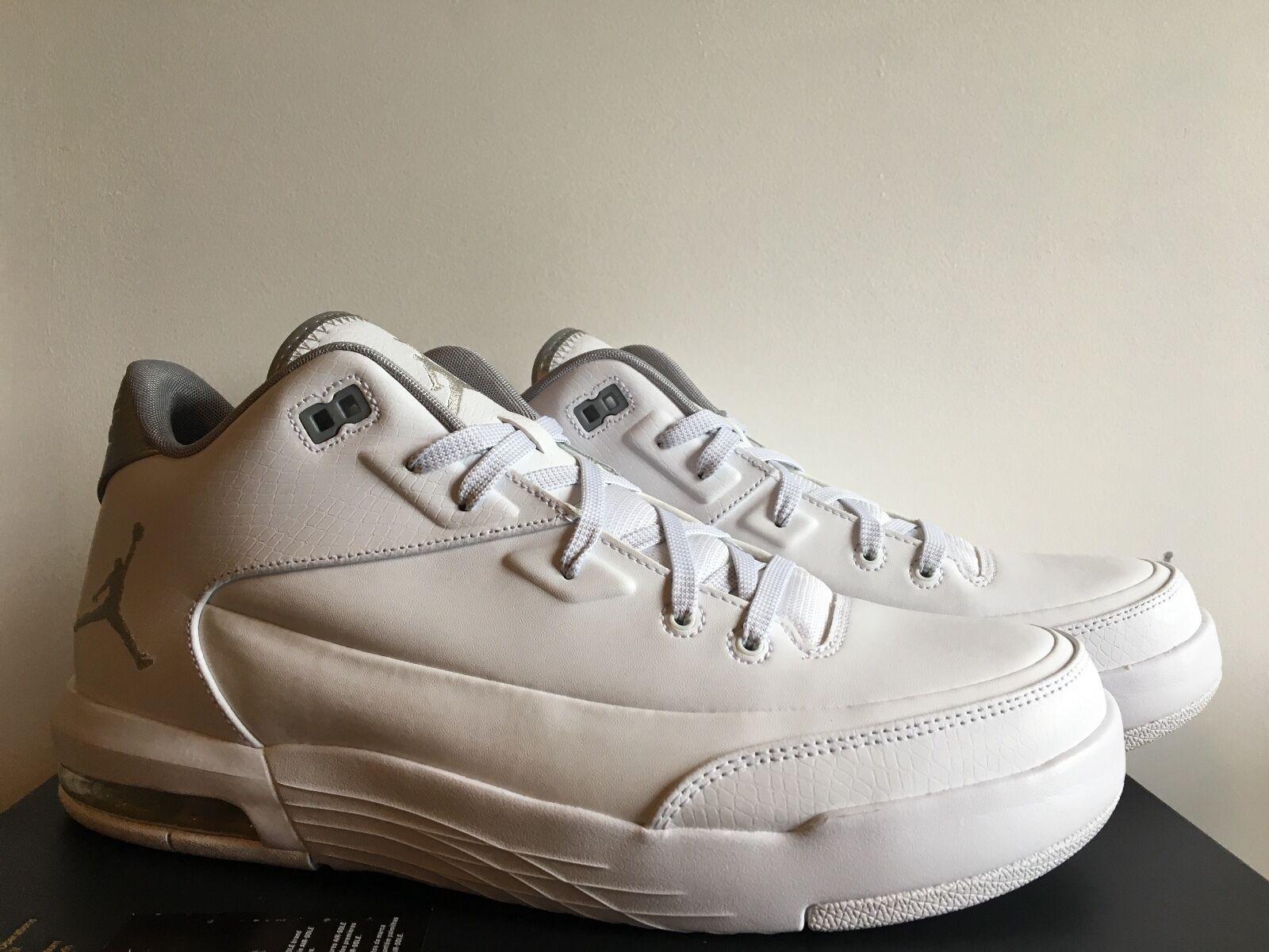 Nike Jordan Flight Origin 3 size 11.5 white training running shoes 820245 100 Special limited time