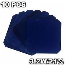 10 Pcs 125MM Maxeon C60 Sunpower Solar Cells A Grade For Flexible Solar Panel