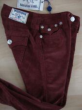 TRUE RELIGION Jeans SKINNY WFLP CORDURDY Damen Jeanshose Gr.24 NEU mit ETIKETT